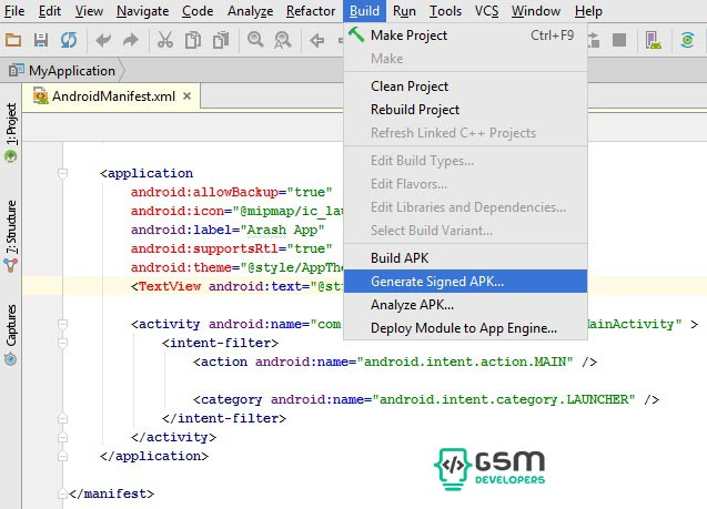 build-android-studio-gsm-developers