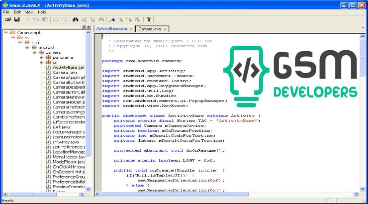 معرفی ابزار smali2java برای دیکامپایل smali به java - جی اس ام