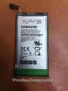 ظرفیت باتری Galaxy S8 Plus سامسونگ تایید شد