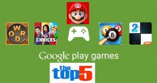 برترین بازی های این هفته در پلی استور گوگل