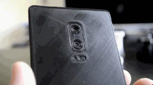 گلکسی نوت 8 دارای فناوری جدیدی برای اسکن انگشت کاربران خواهد بود