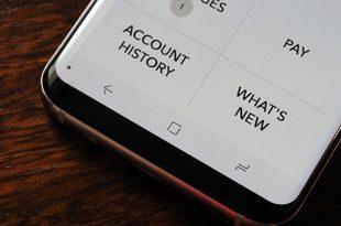 بروزرسانی های جدید در Galaxy S8 ؛ مخفی کردن منوی حرکتی