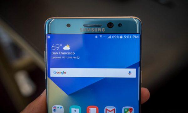 زمان رونمایی رسمی Galaxy Note 8 مشخص شد