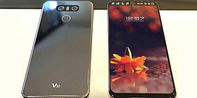 رونمایی از گوشی LG V30 همزمان با معرفی Galaxy Note 8