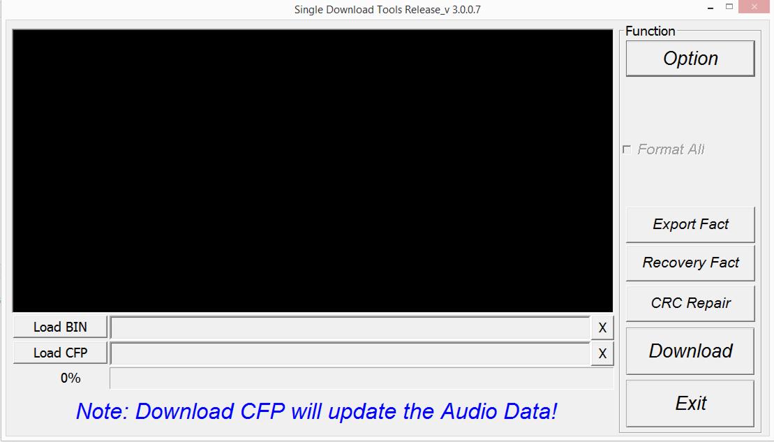 دانلود برنامه Single port Download Tools برای فلش گوشی چینی