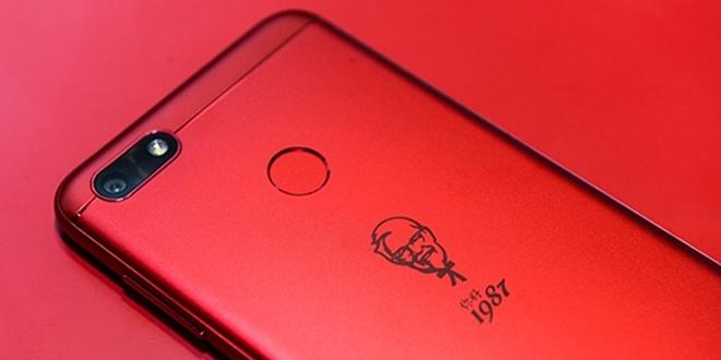 گوشی هوشمند KFC: عجیب اما واقعی