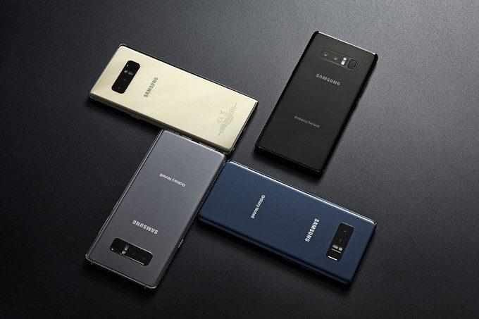 چرا باتری Note 8 کوچکتر از Note 7 است؟