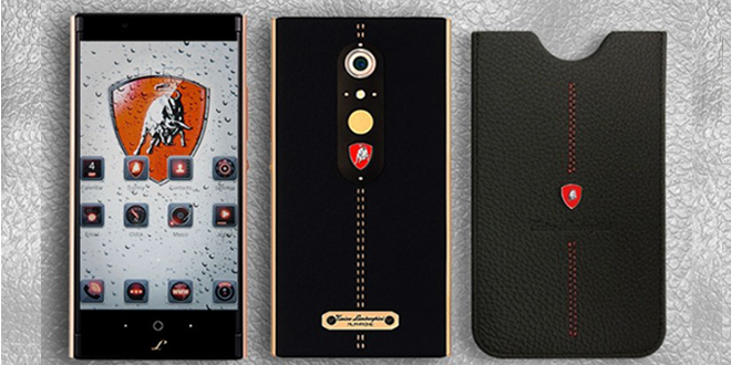 Alpha-One گوشی هوشمند و لوکس لامبورگینی با قیمت 2450 دلار معرفی شد