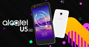 تلفن هوشمند Alcatel U5 HD معرفی شد