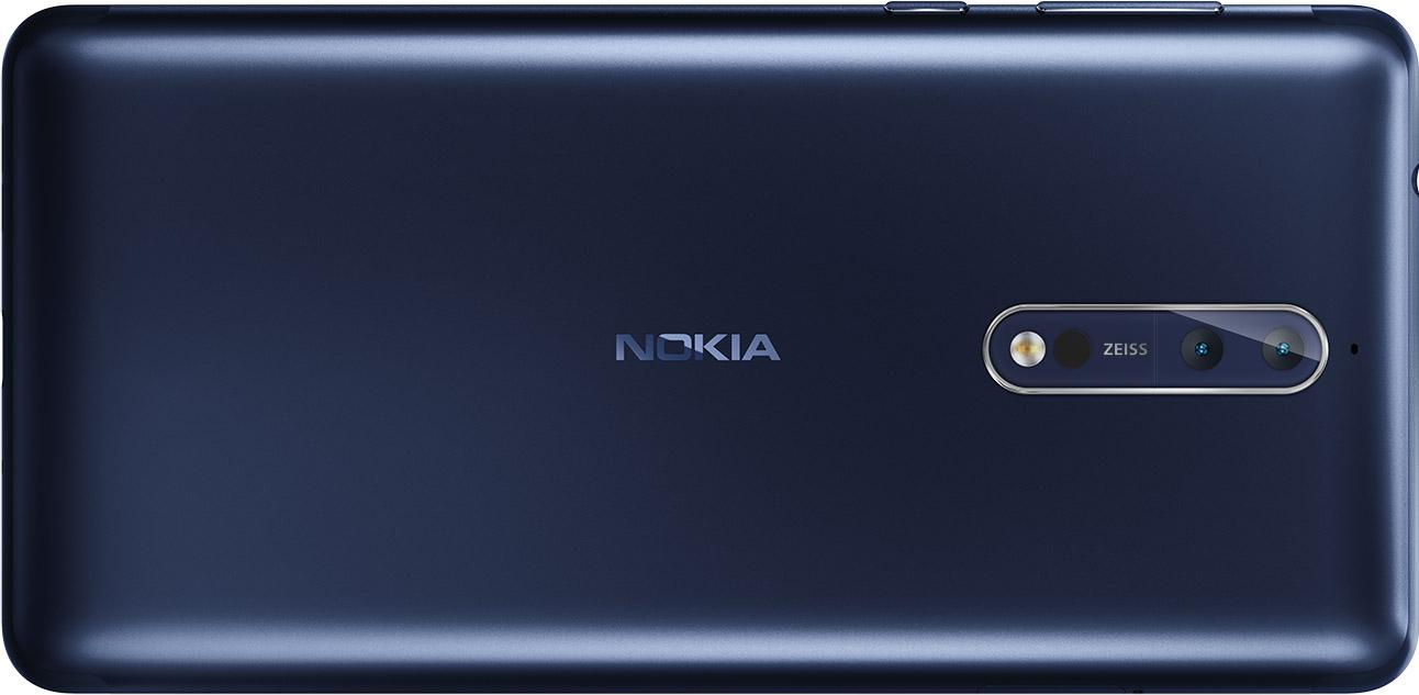 نوکیا 8 به صورت رسمی معرفی شد