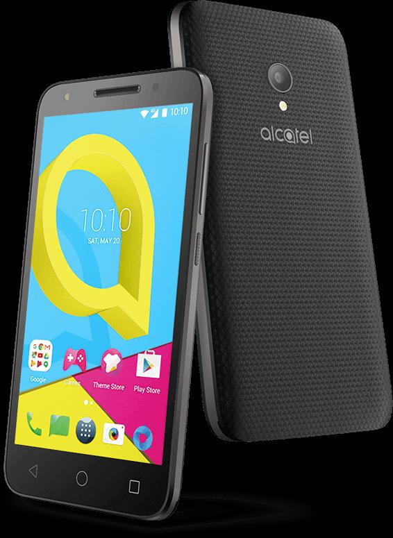 تلفن هوشمند Alcatel U5 HD معرفی شدتلفن هوشمند Alcatel U5 HD معرفی شد