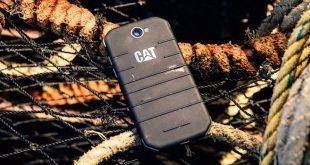 کاترپیلار از دو موبایل مستحکم CAT S31 و CAT S41 رونمایی کردکاترپیلار از دو موبایل مستحکم CAT S31 و CAT S41 رونمایی کرد