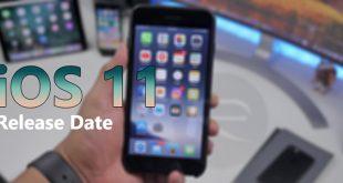 زمان انتشار رسمی iOS 11 مشخص شد؛ نسخه گلد مستر هماکنون قابل دانلود است