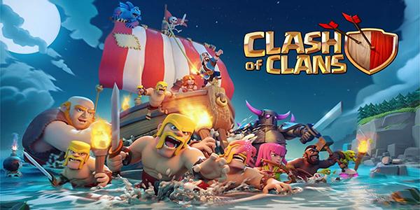 دانلود کلش آو کلنز (چهارشنبه 19 مهر) Clash of Clans 9.256.4