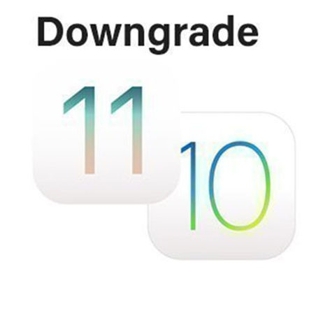 نحوه دانگرید کردن از ios 11 به ios 10