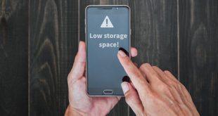 چگونه فضای اشغال شده در حافظه گوشی اندرویدی را کنترل کنیم؟