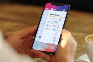 آموزش فعال کردن کیبورد پنهان در iOS 11