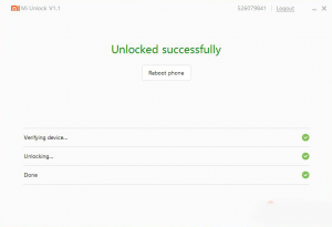 Unlock-Successfull-Mi-Flash-Unlock-Tool-