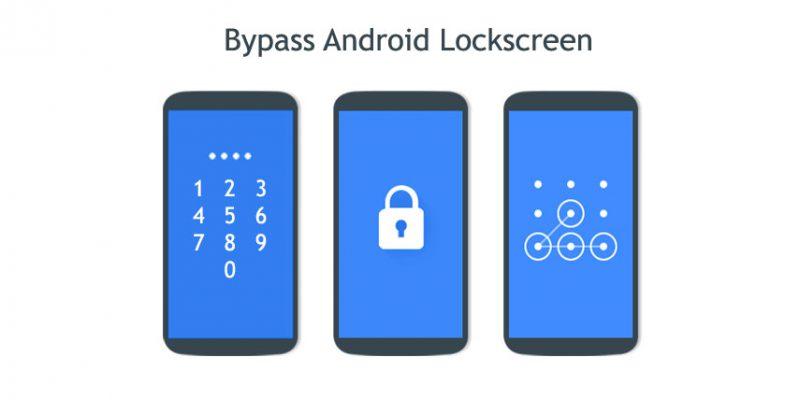 remove lock screen